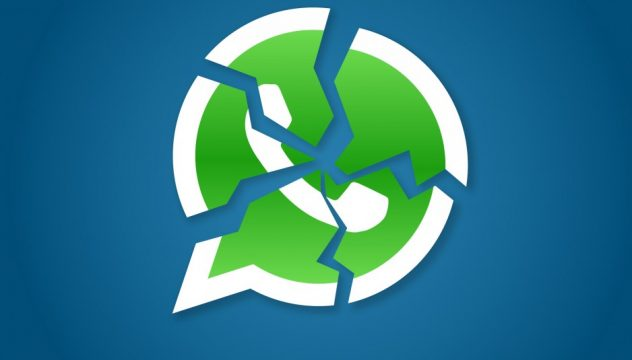 whatsapp error seguridad