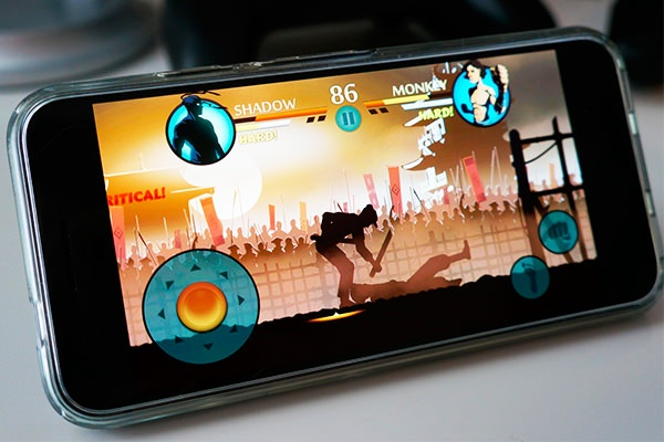 mejores juegos peleas ios android