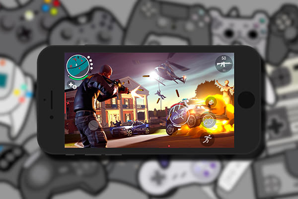 juegos android ios graficos consola