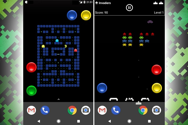 Home Screen Arcade android