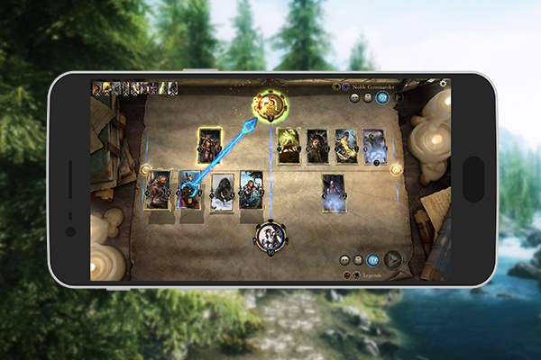 The Elder Scrolls Legends iOS Android