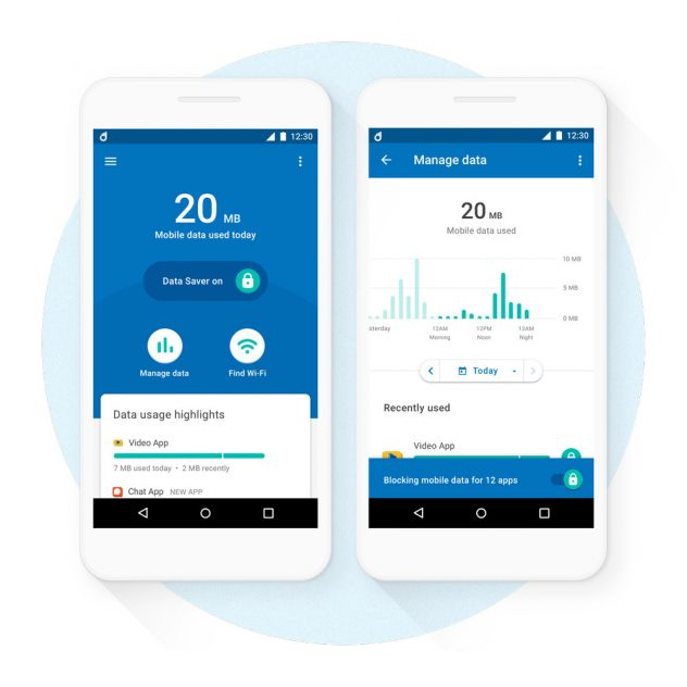Datally app android