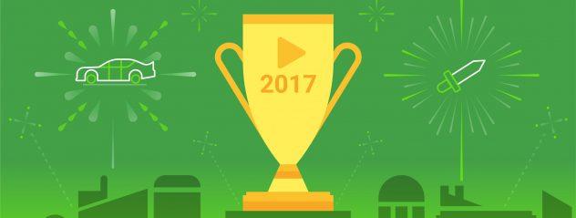mejores juegos android 2017
