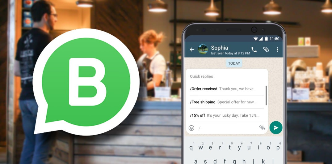 WhatsApp business para negocios