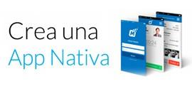 Crea tu App Nativa