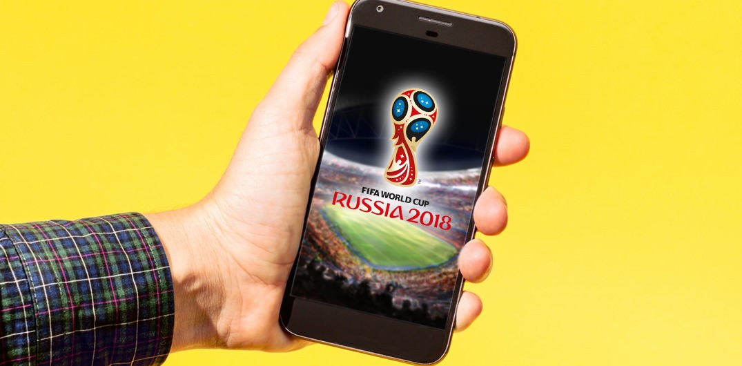 fifa world cup 2018 iphone ver partidos mundial