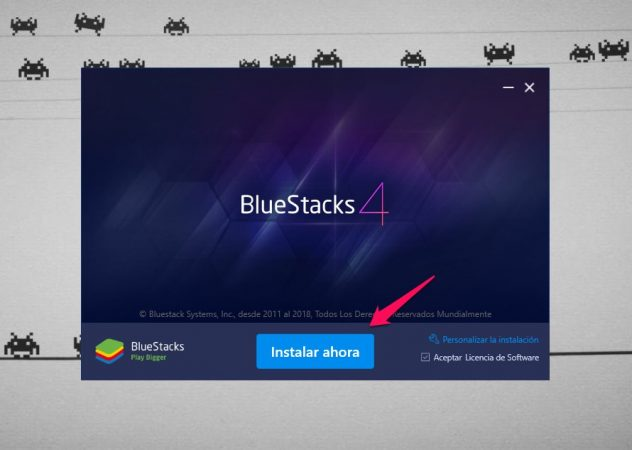 descargar bluestacks 1