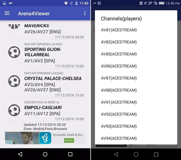 descargar arena4viewer app